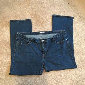 Levi's Jeans - Levi's Classic Boot Cut 415